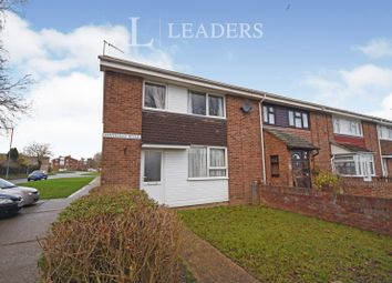 Thumbnail 4 bed end terrace house to rent in Hatfield Road, Witham, Essex