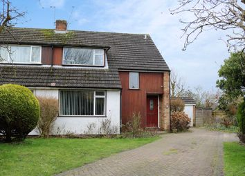 3 bed semi-detached house for sale in Watchet Lane, Holmer Green, High Wycombe HP15