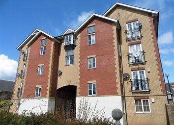 Thumbnail 2 bedroom flat to rent in Seager Drive, Windsor Quay, Cardiff Bay