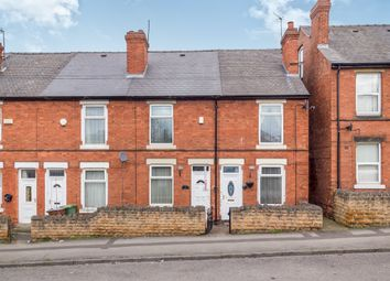 Thumbnail 2 bed terraced house for sale in St. Albans Road, Bulwell, Nottingham