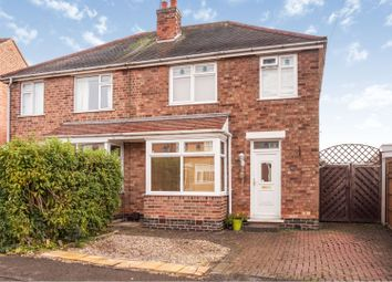 Thumbnail 3 bed semi-detached house for sale in Victoria Street, Narborough