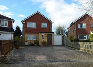 Thumbnail 4 bed detached house for sale in Bedford Crescent, Frimley Green, Surrey