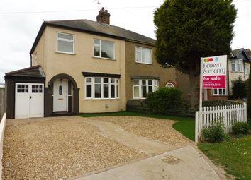 Thumbnail 3 bedroom semi-detached house for sale in Towcester Road, Old Stratford, Milton Keynes