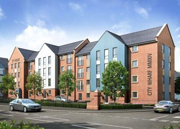Thumbnail 2 bed flat to rent in Navigation House, City Wharf, Coventry