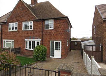 Thumbnail 3 bedroom semi-detached house for sale in Kingston Road, Worksop