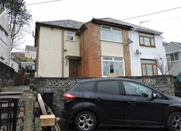 Thumbnail 3 bed semi-detached house for sale in Bronywawr, Pontardawe, Swansea
