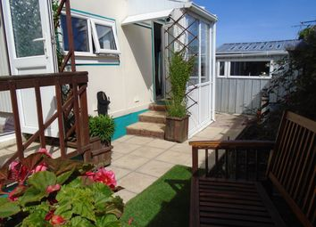 Thumbnail 1 bed mobile/park home for sale in Tremarle Home Park, Camborrne