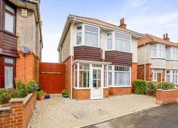 Thumbnail 3 bed detached house for sale in Coombe Gardens, Bournemouth
