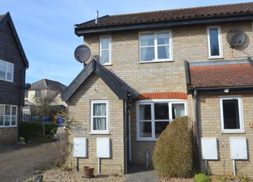 Thumbnail 2 bed semi-detached house to rent in The Granary, Clare, Sudbury