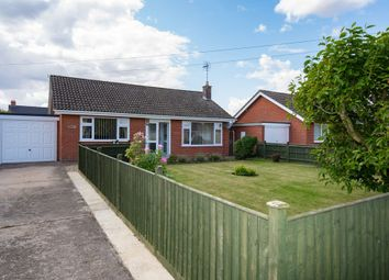 Thumbnail 2 bed detached bungalow for sale in Westmoreland Road, Moulton, Spalding