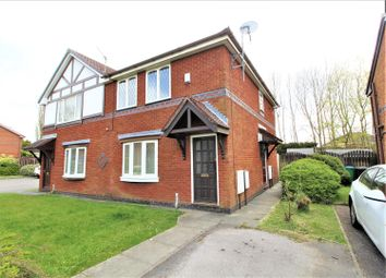 Thumbnail 1 bed flat for sale in Tudor Grove, Middleton, Manchester