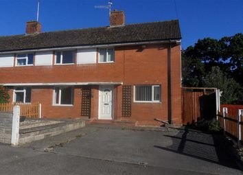 Thumbnail 4 bed semi-detached house to rent in Ladyhill, Usk, Monmouthshire