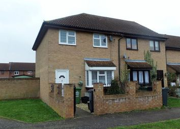 Thumbnail 3 bed terraced house for sale in Leaforis Road, Cheshunt, Waltham Cross