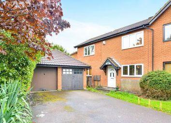 Thumbnail 3 bedroom semi-detached house for sale in Porlock Lane, Furzton, Milton Keynes