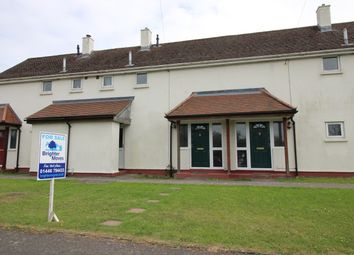 Thumbnail 2 bed terraced house for sale in Eagle Road, St Athan, Barry