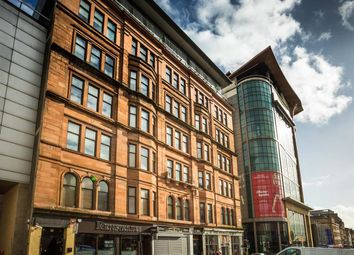 Thumbnail 1 bed flat for sale in Renfield Street, Renfrew Chambers, Glasgow
