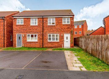 Thumbnail 2 bed semi-detached house to rent in Calder Avenue, Darlington