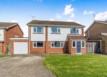 Thumbnail 4 bed detached house for sale in Highsted Road, Sittingbourne