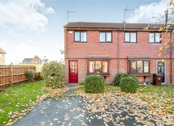 Thumbnail 3 bed end terrace house for sale in Bradley Close, Oakley, Aylesbury