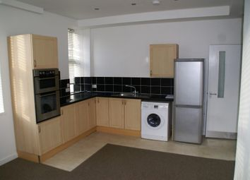 Thumbnail 2 bed flat to rent in New Street, Paignton