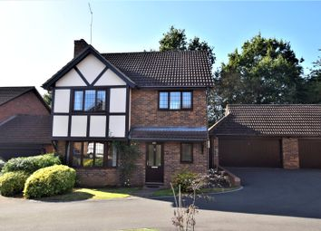 Thumbnail 4 bed detached house for sale in Stuart Close, West Hunsbury, Northampton