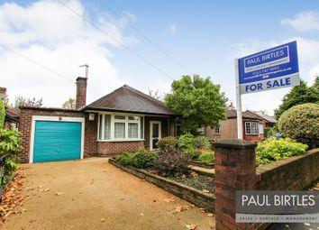 Thumbnail 2 bed bungalow for sale in Moorside Road, Urmston