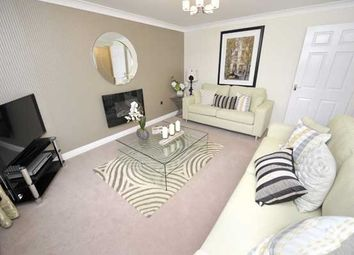 "Thumbnail 4 bed detached house for sale in ""The Cherryburn"" at Wargrave Road, Newton-Le-Willows"