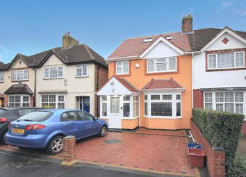 Thumbnail 4 bed semi-detached house for sale in West Way, Heston