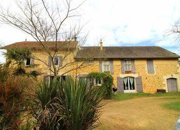 Thumbnail 4 bed property for sale in Nabirat, Dordogne, France