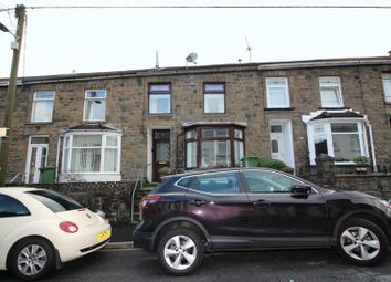 3 bed terraced house for sale in Wood Street, Cilfynydd, Pontypridd CF37