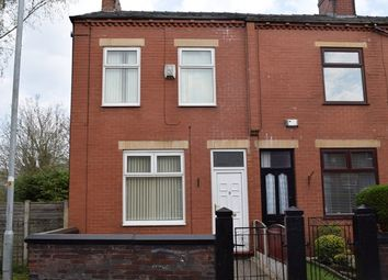 Thumbnail 3 bed end terrace house for sale in Hilton Fold Lane, Middleton, Manchester