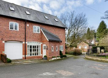 Thumbnail 3 bed mews house for sale in Spencer Mews, Prestbury, Macclesfield