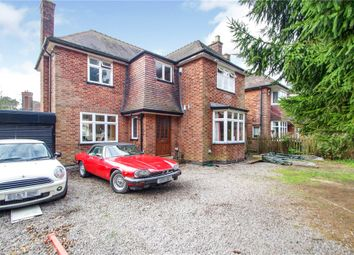 Thumbnail 3 bed detached house for sale in Mansfield Road, Ravenshead, Nottingham