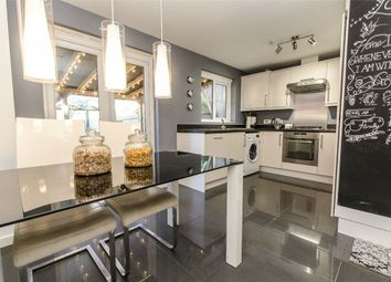 Thumbnail 4 bed detached house for sale in Argosy Crescent, Lakeside, Eastleigh, Hampshire