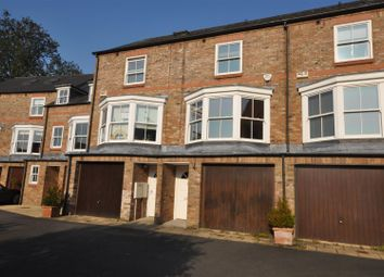 Thumbnail 3 bed town house for sale in Dewsbury Court, Bishophill, York