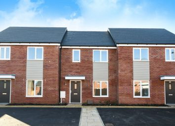 2 bed terraced house for sale in Tupton Road, Clay Cross, Chesterfield, Derbyshire S45