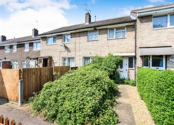 Thumbnail 3 bed terraced house for sale in Elm Close, Huntingdon
