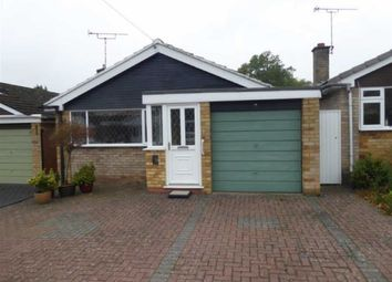 Thumbnail 2 bedroom detached bungalow for sale in Baxter Close, Tile Hill, Coventry