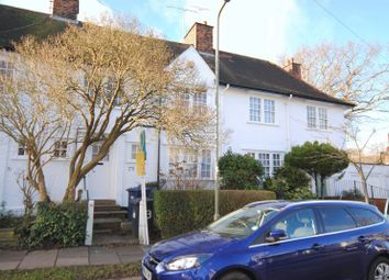 Thumbnail 4 bed cottage to rent in Erskine Hill, Hampstead Garden Suburb
