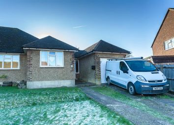 Thumbnail 3 bed semi-detached bungalow for sale in Auckland Road, Caterham