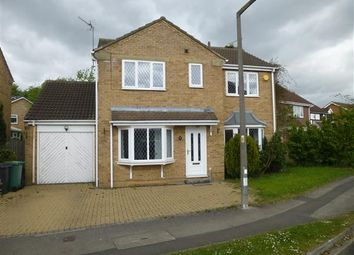 Thumbnail 4 bed detached house for sale in Stratford Way, Huntington, York
