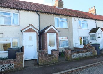 Thumbnail 2 bed terraced house for sale in The Drove, Osbournby, Sleaford
