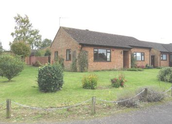 Thumbnail 2 bed detached bungalow for sale in Gallow Drive, Downham Market
