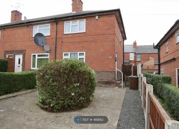 Thumbnail 2 bedroom semi-detached house to rent in Tissington Close, Nottingham