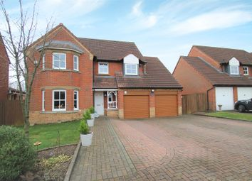 Thumbnail 4 bed detached house for sale in Holmes Road, Broxburn