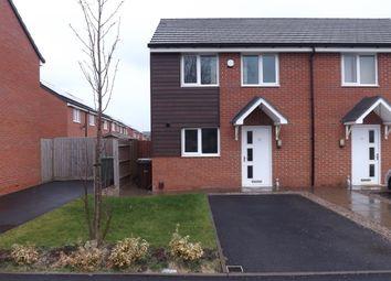 Thumbnail 2 bed property to rent in Baynton Drive, Wolverhampton