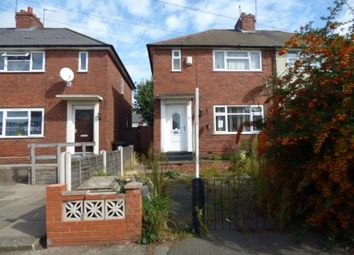 Thumbnail 3 bedroom semi-detached house for sale in Whitgreave Street, West Bromwich, West Midlands