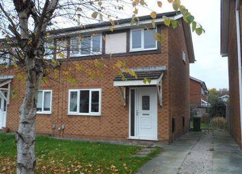Thumbnail 3 bed semi-detached house to rent in The Rowans, Poulton-Le-Fylde