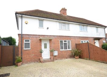 Thumbnail 2 bedroom semi-detached house for sale in Chagford Road, Reading, Berkshire