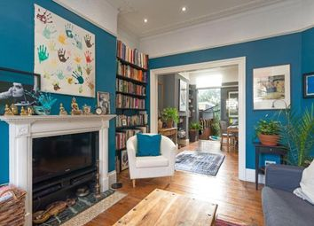 Thumbnail 4 bed terraced house for sale in Glenbrook Road, West Hampstead, London